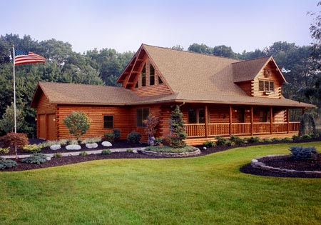 Choosing a Log Home Company