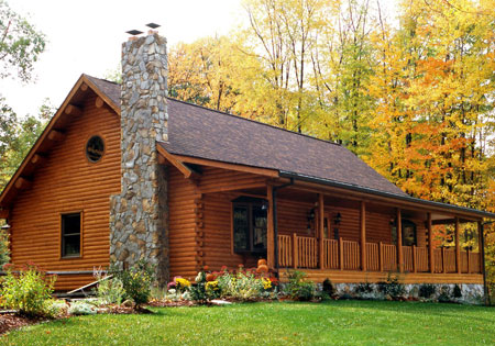 Comparing Log Home Companies