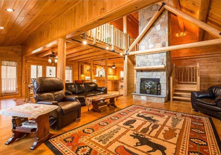Steps to Financing Your Log Home