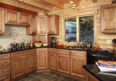 ... Design/Square Footage Log Homes. Meal Planning Center