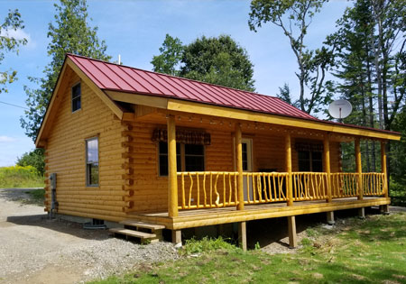 Most Popular Cabin in Camp Series