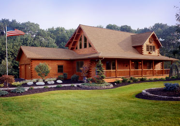 Ward Cedar Log Homes | Standard or Custom Log Home Floor Plans
