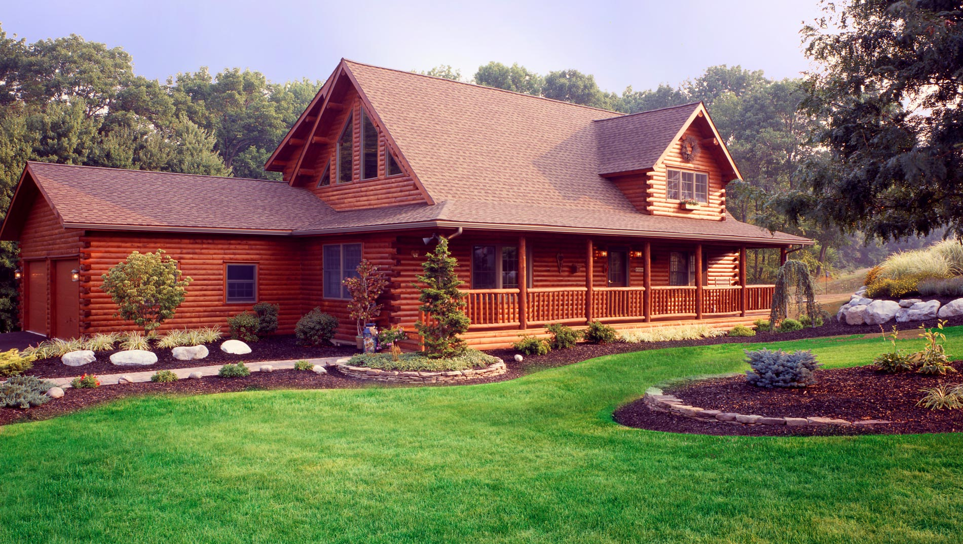 <p>Save Thousands On Your Log Home</p>