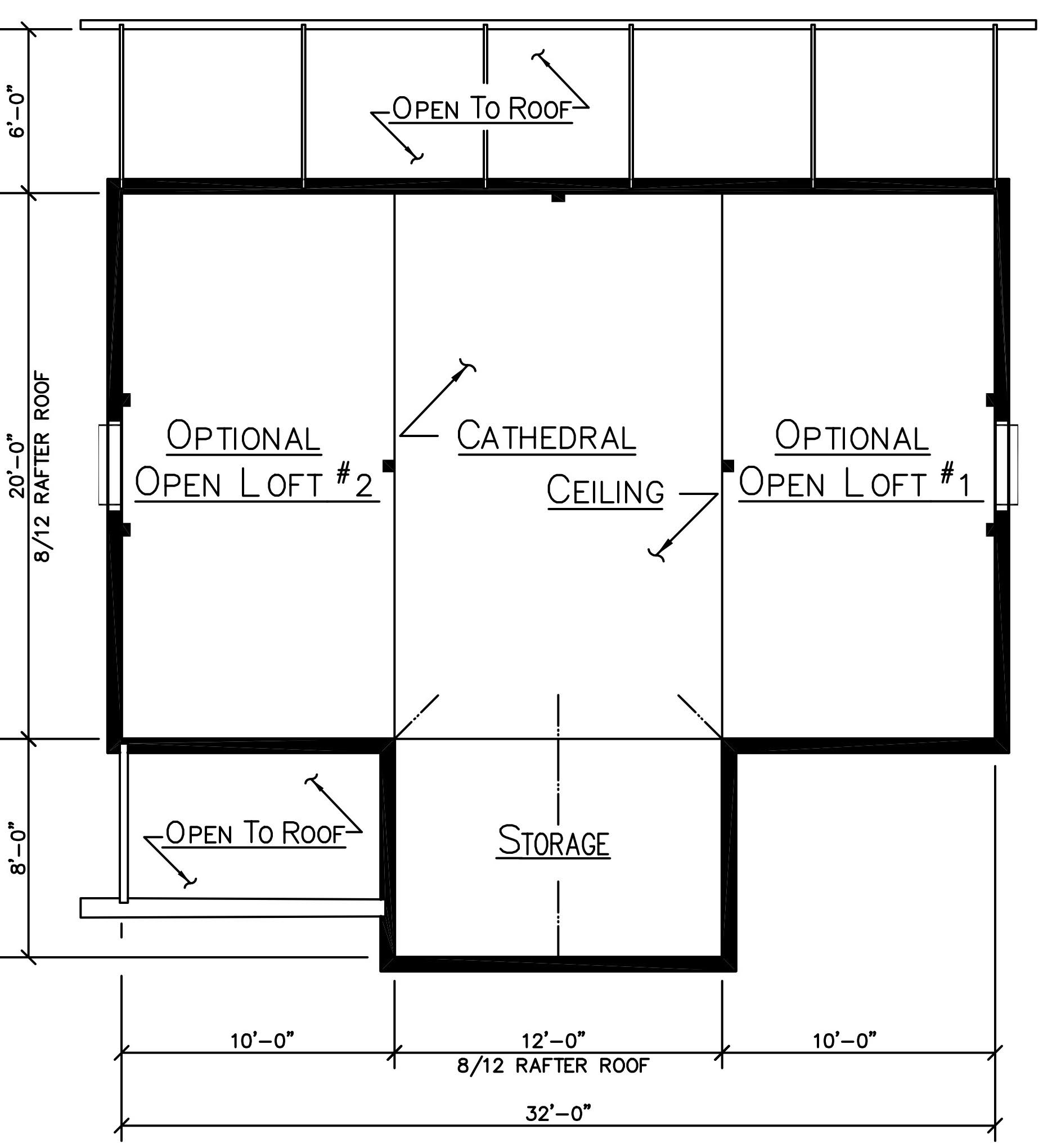 Camp sebago log cabin ward cedar log homes floor plans for Camp plans