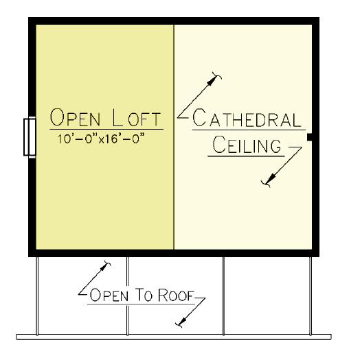 Telos Loft Plan