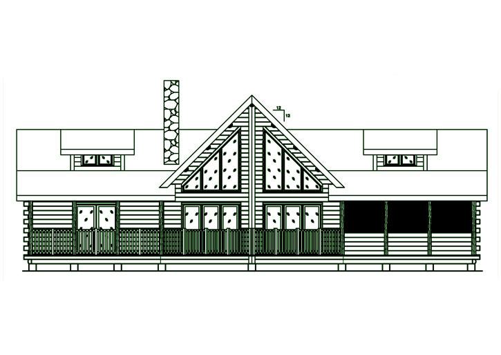 Ward Cedar Log Homes Custom Log Home Floor Plans – Cedar Log Home Floor Plans