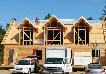 Finding a Builder for Your Log Home