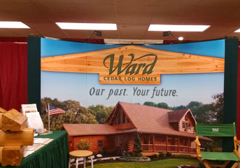 Log Home Events